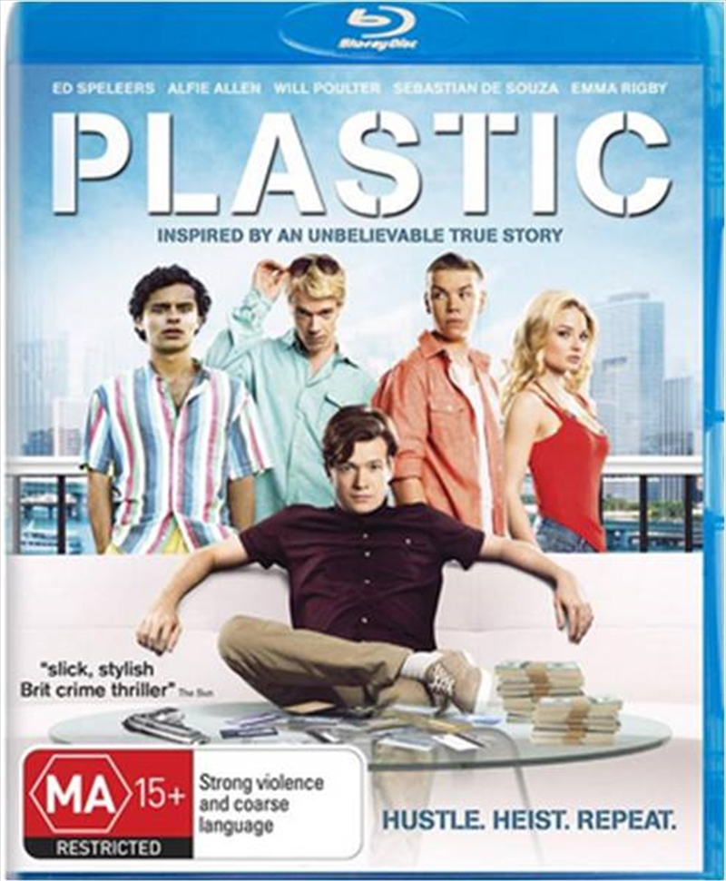 Plastic | Blu-ray