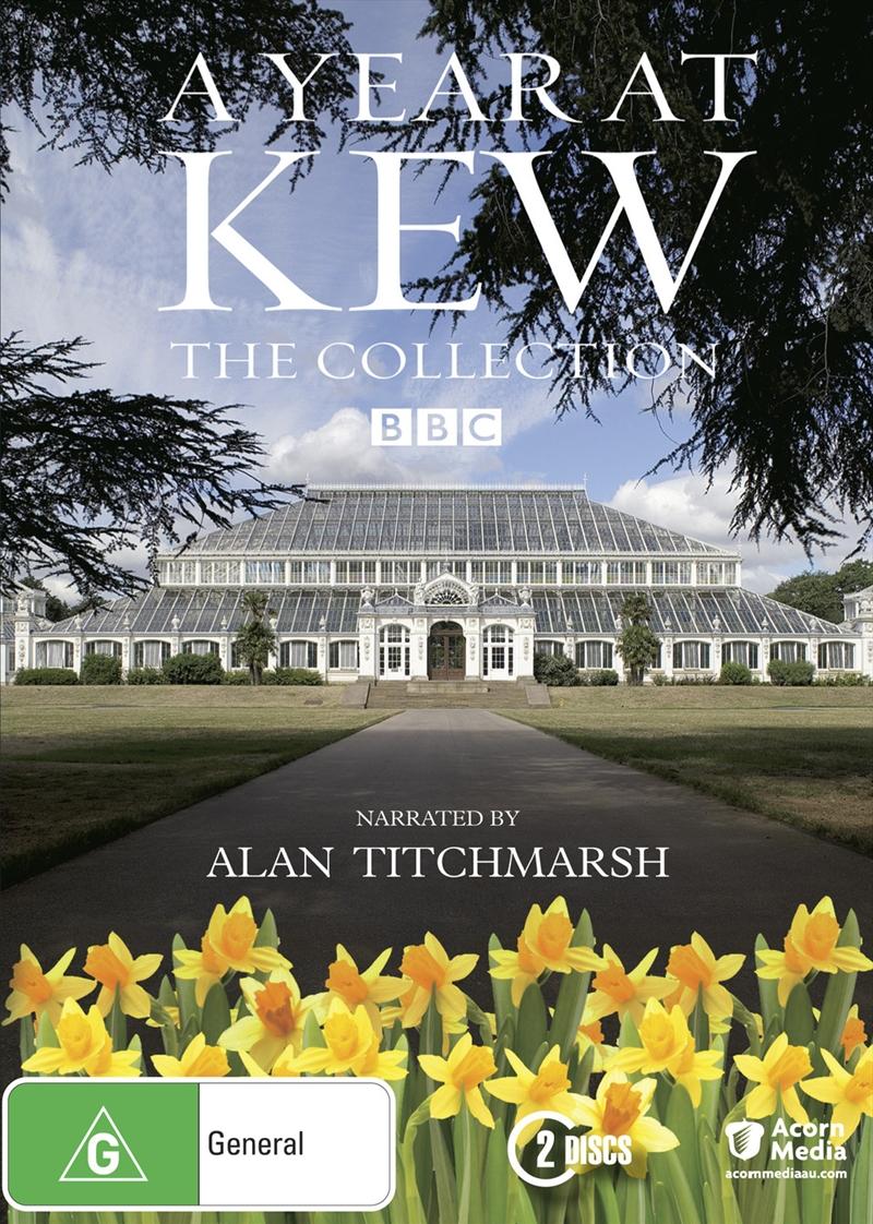 A Year At Kew Series 1 | DVD