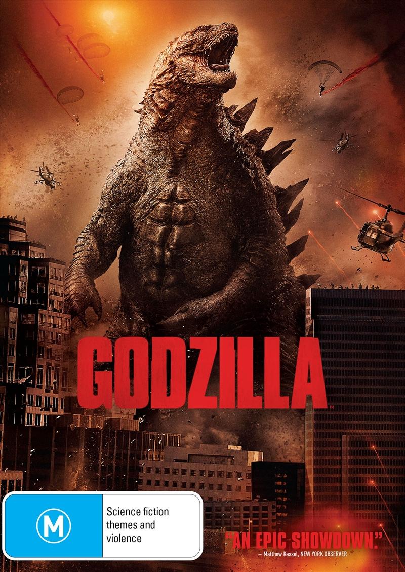 Godzilla | DVD