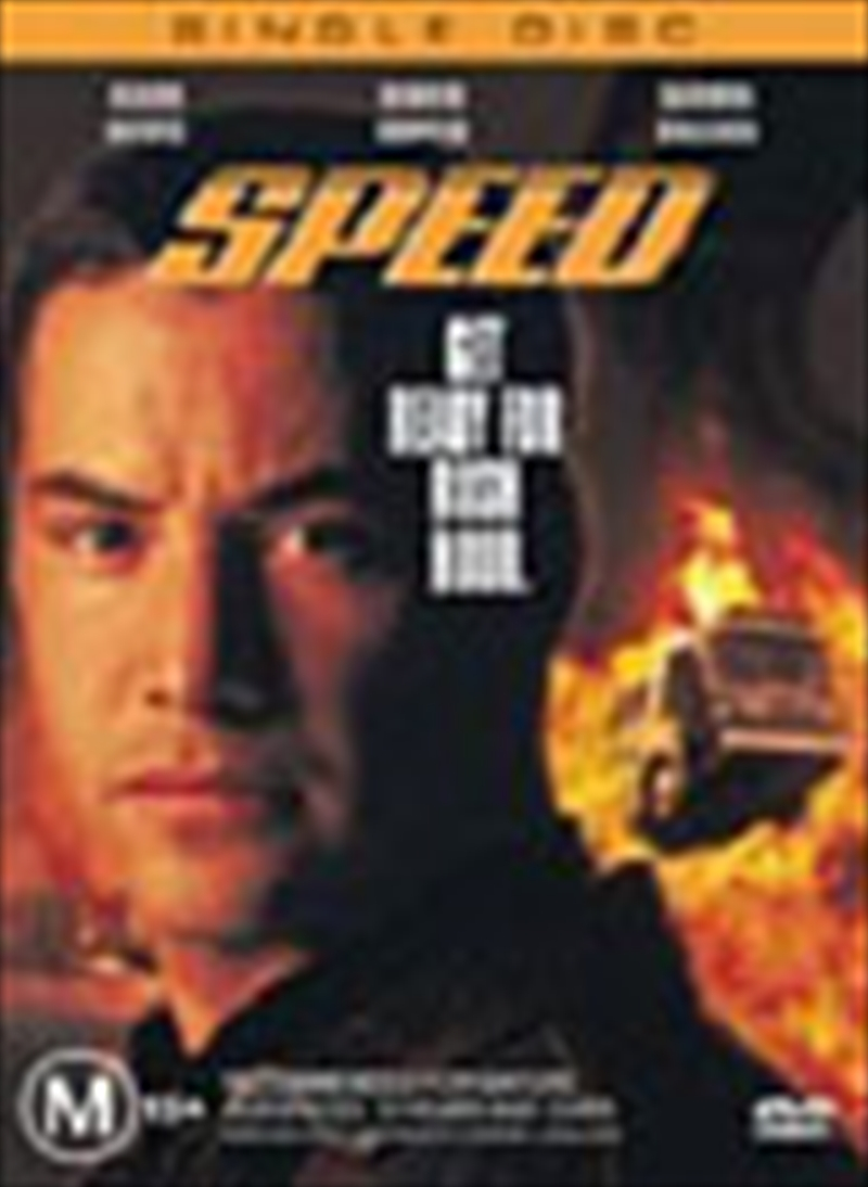 Speed | DVD