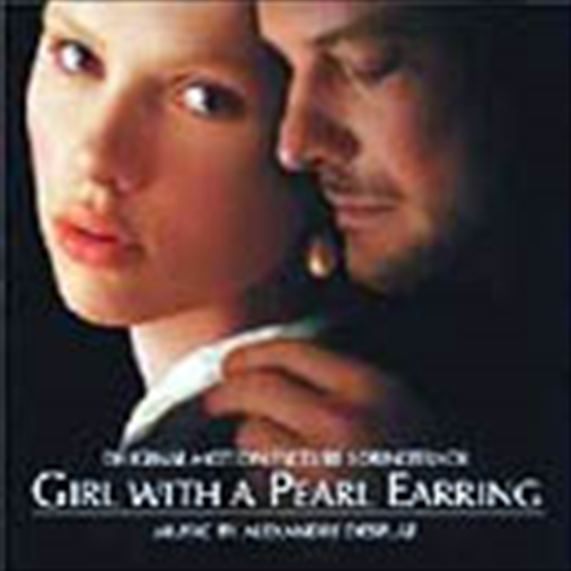 Girl With A Pearl Earring | CD