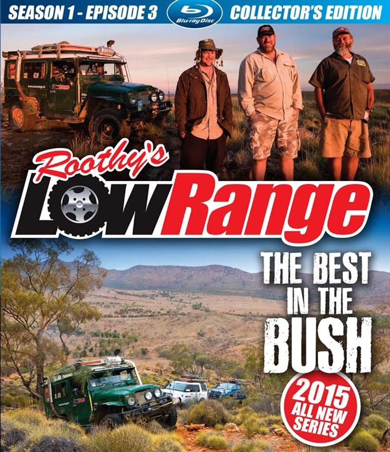 Lowrange; S1 E3: Best In The Bush | Blu-ray