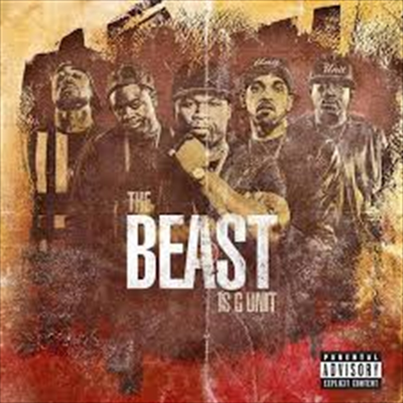 Beast Is G Unit | CD