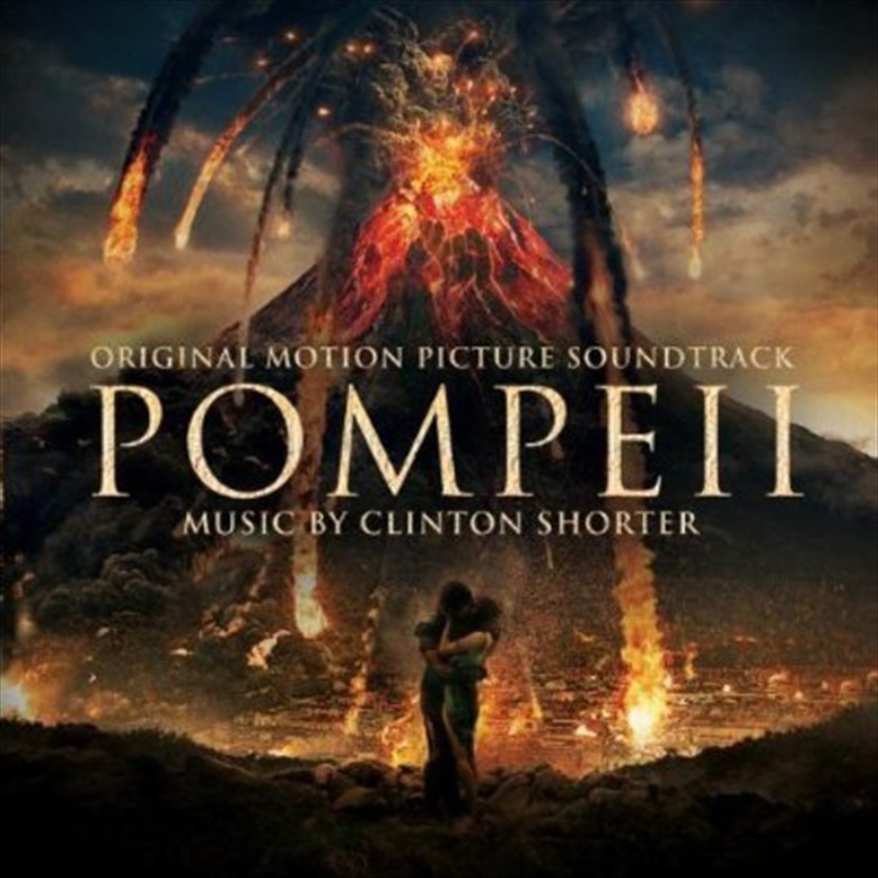Pompeii | CD