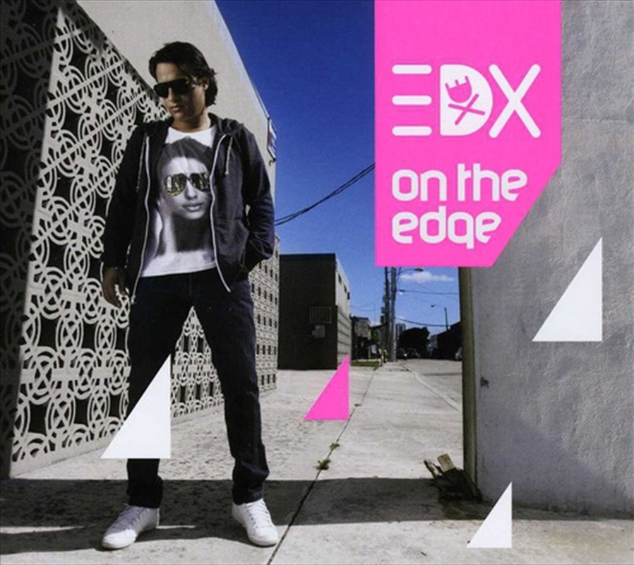 On The Edge | CD