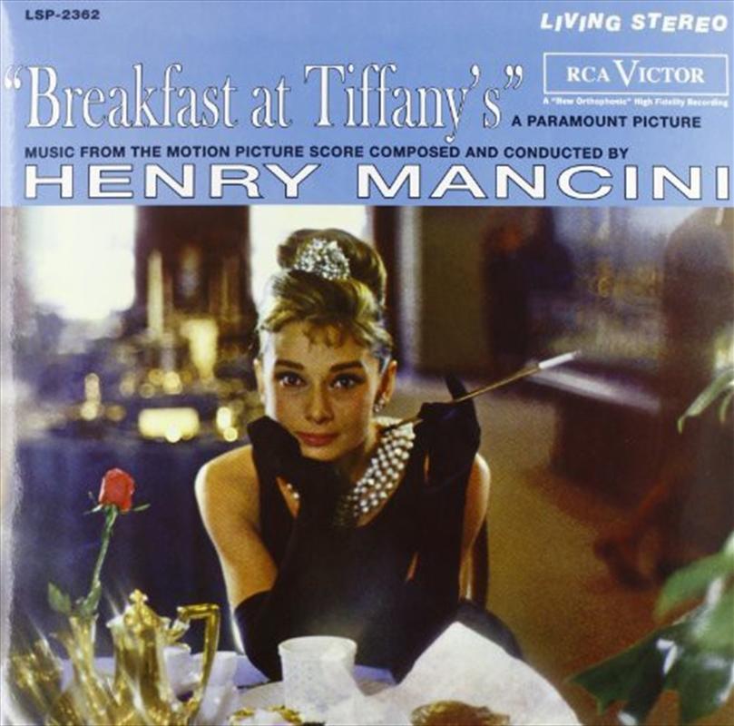 Breakfast At Tiffanys | Vinyl