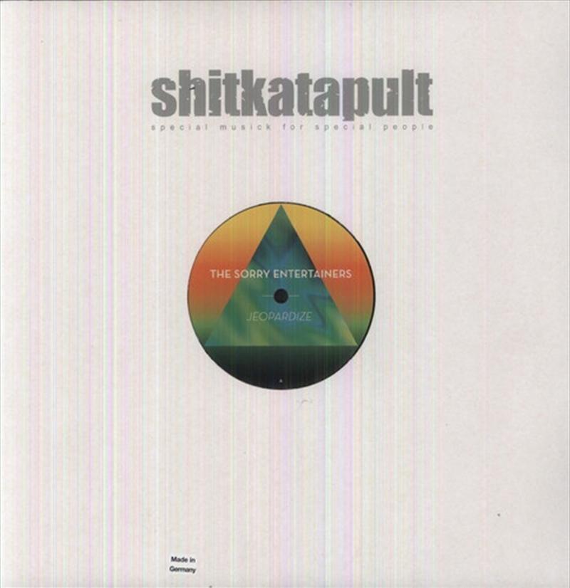 Jeopardize   Vinyl
