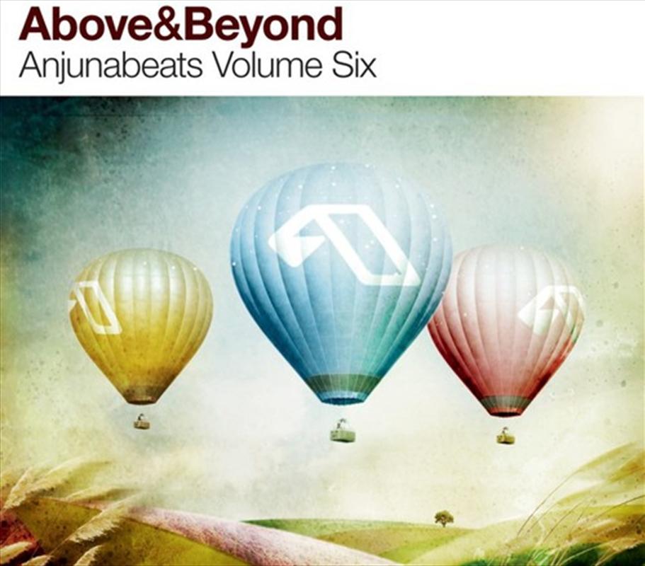 Anjuna Beats: Vol 6 | CD