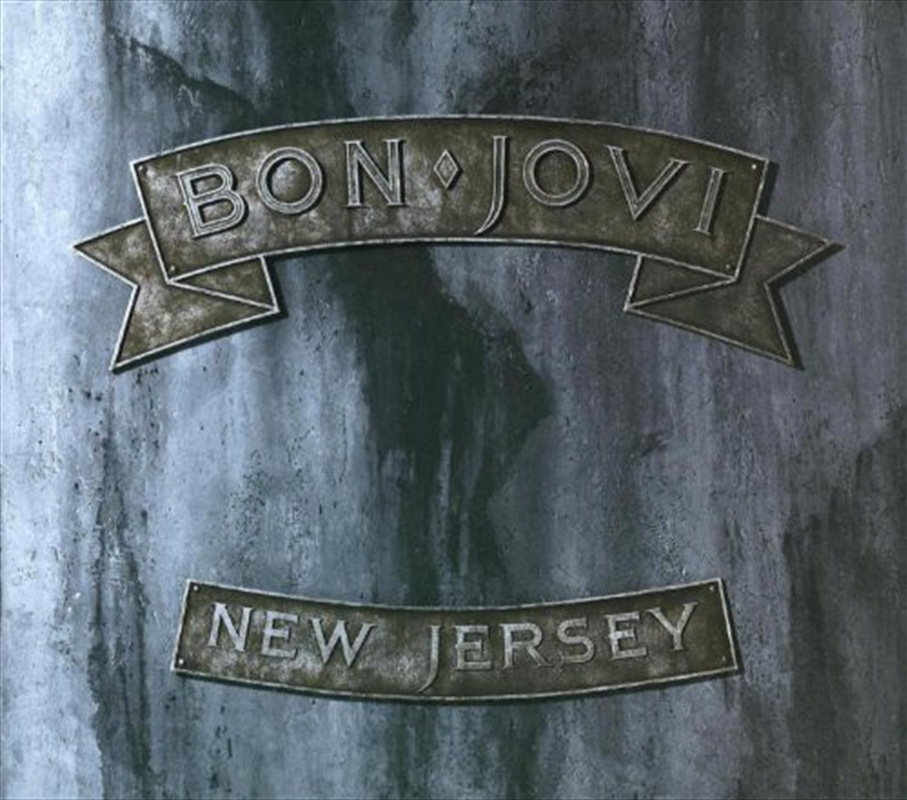 New Jersey | CD