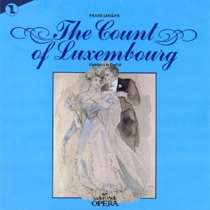 Count Of Luxenbourg | CD