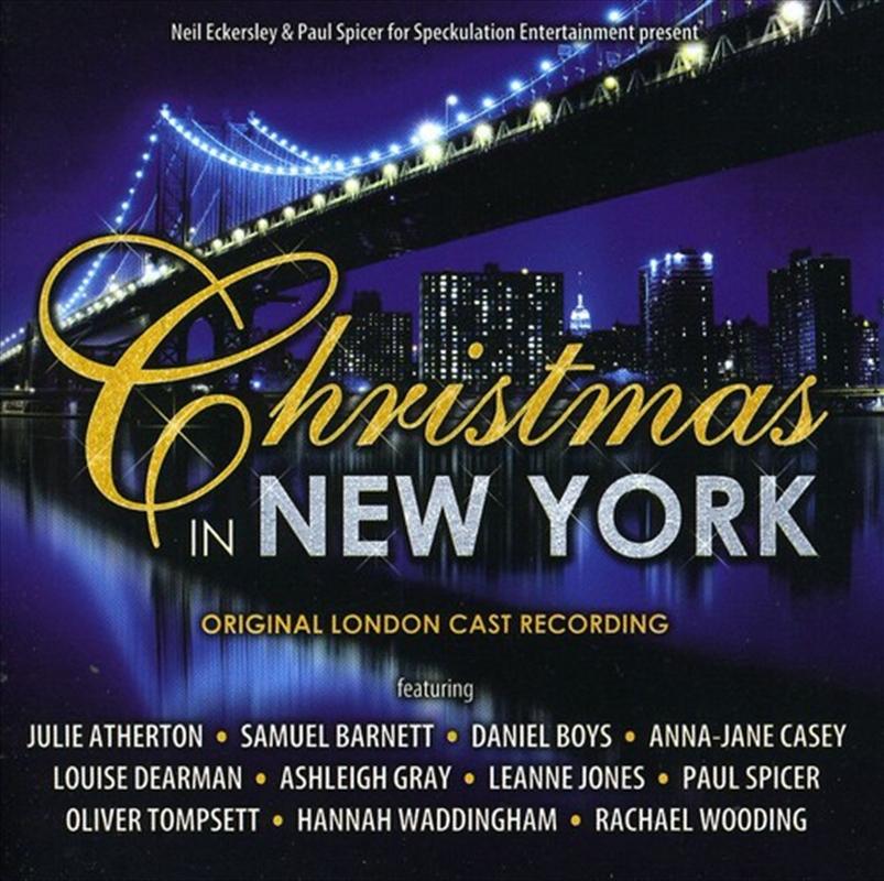 Christmas In New York | CD