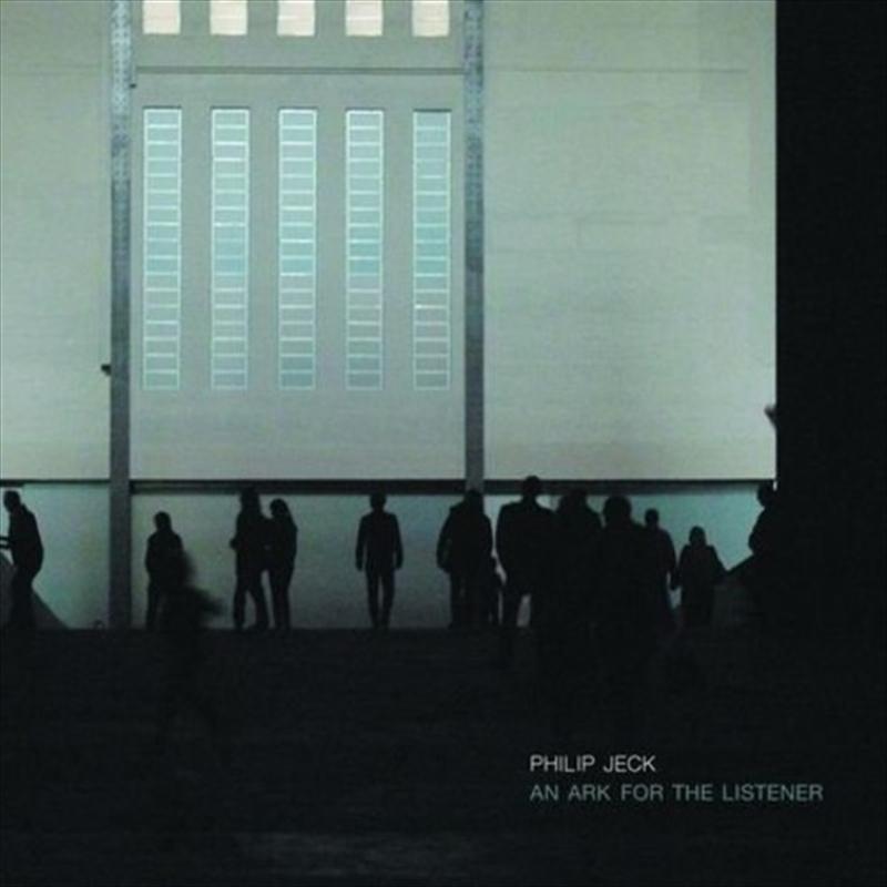 Ark For The Listener | Blu-ray/DVD