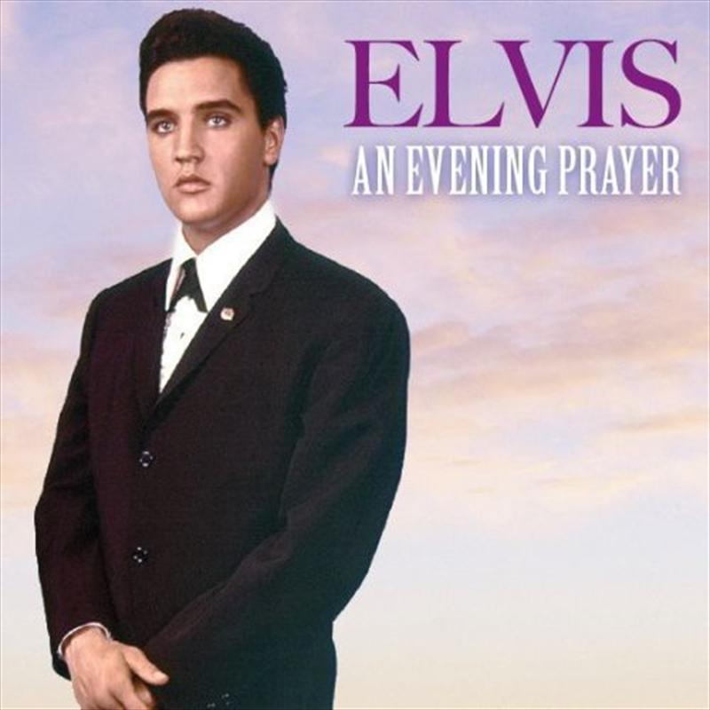 An Evening Prayer | CD