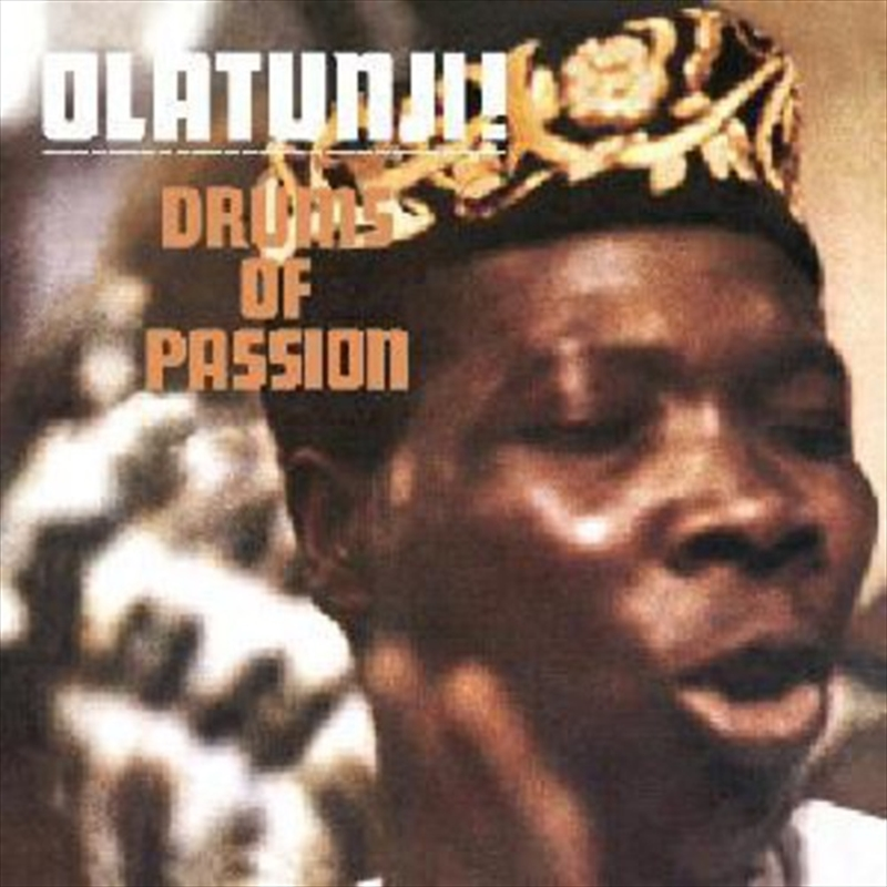 Drums Of Passion   CD