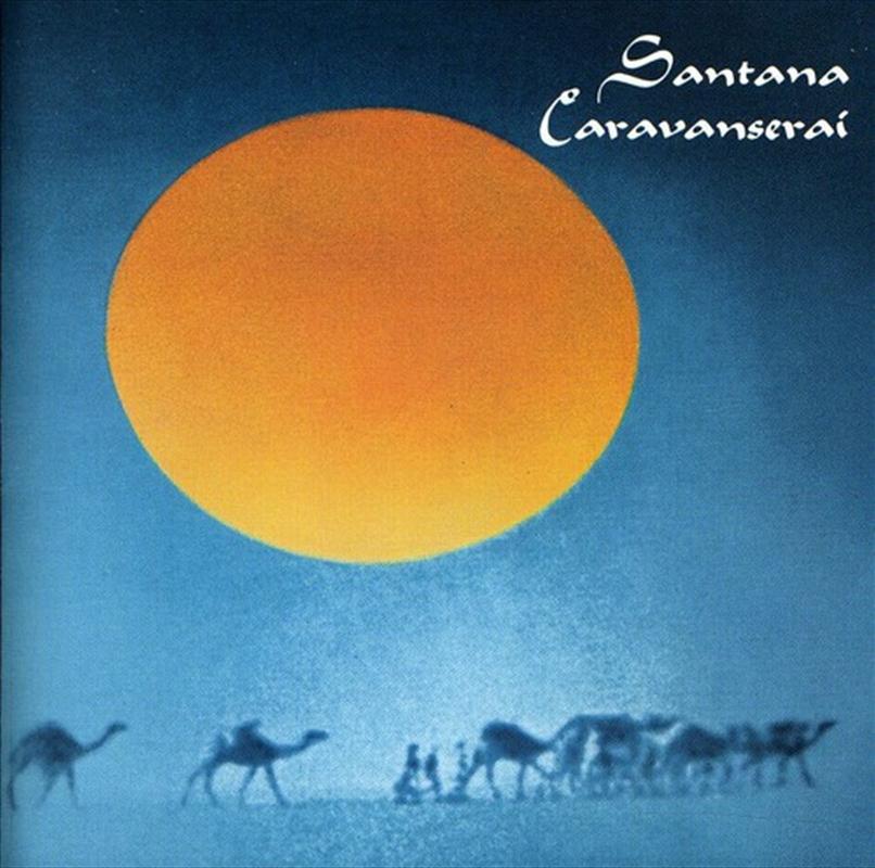 Caravanserai | CD