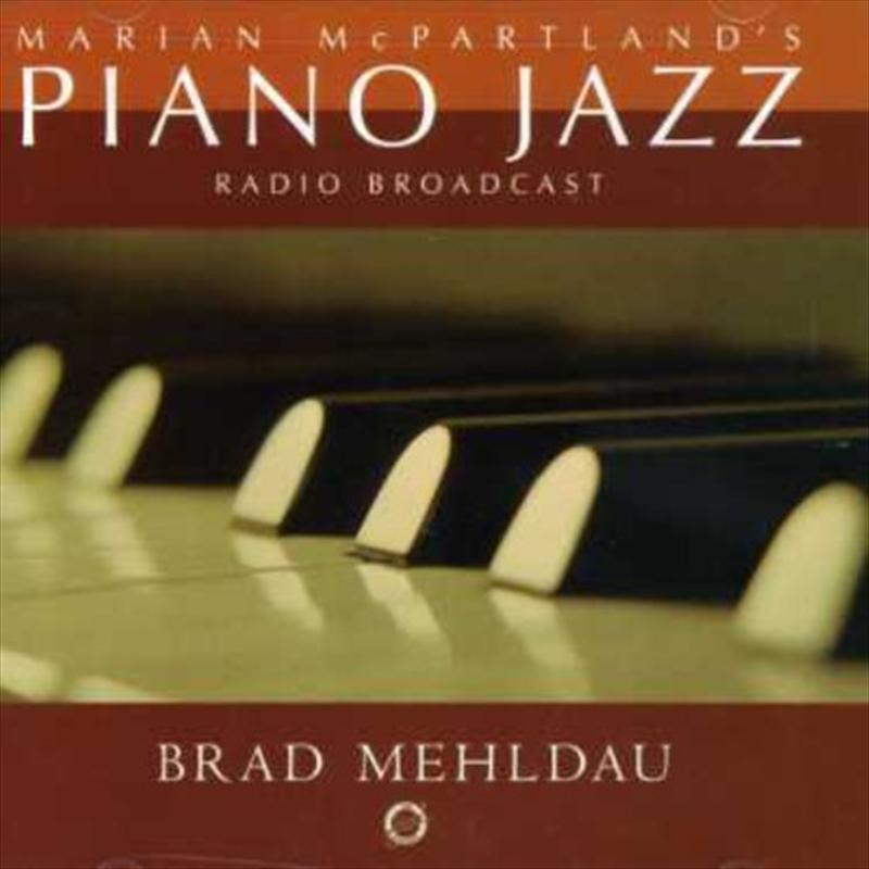 Marian Mcpartlands Piano   CD