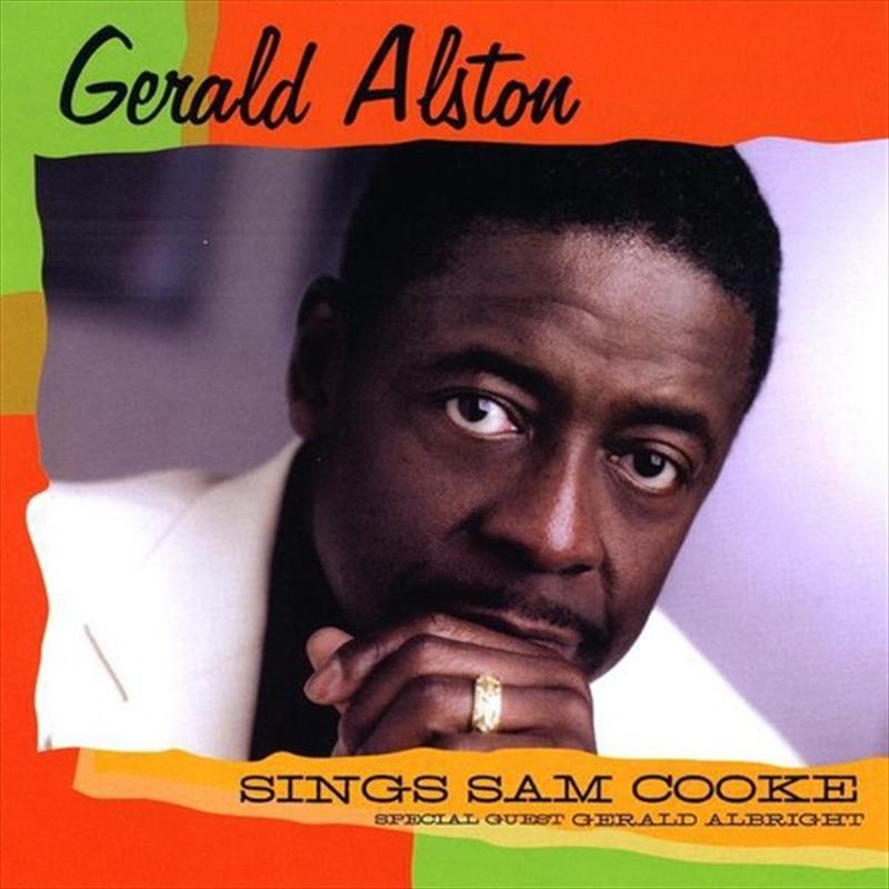 Gerald Alston Sings Sam Cooke | CD