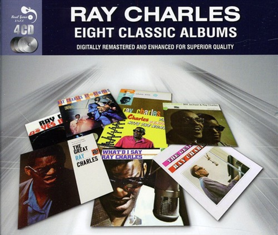 Eight Classic Albums | CD