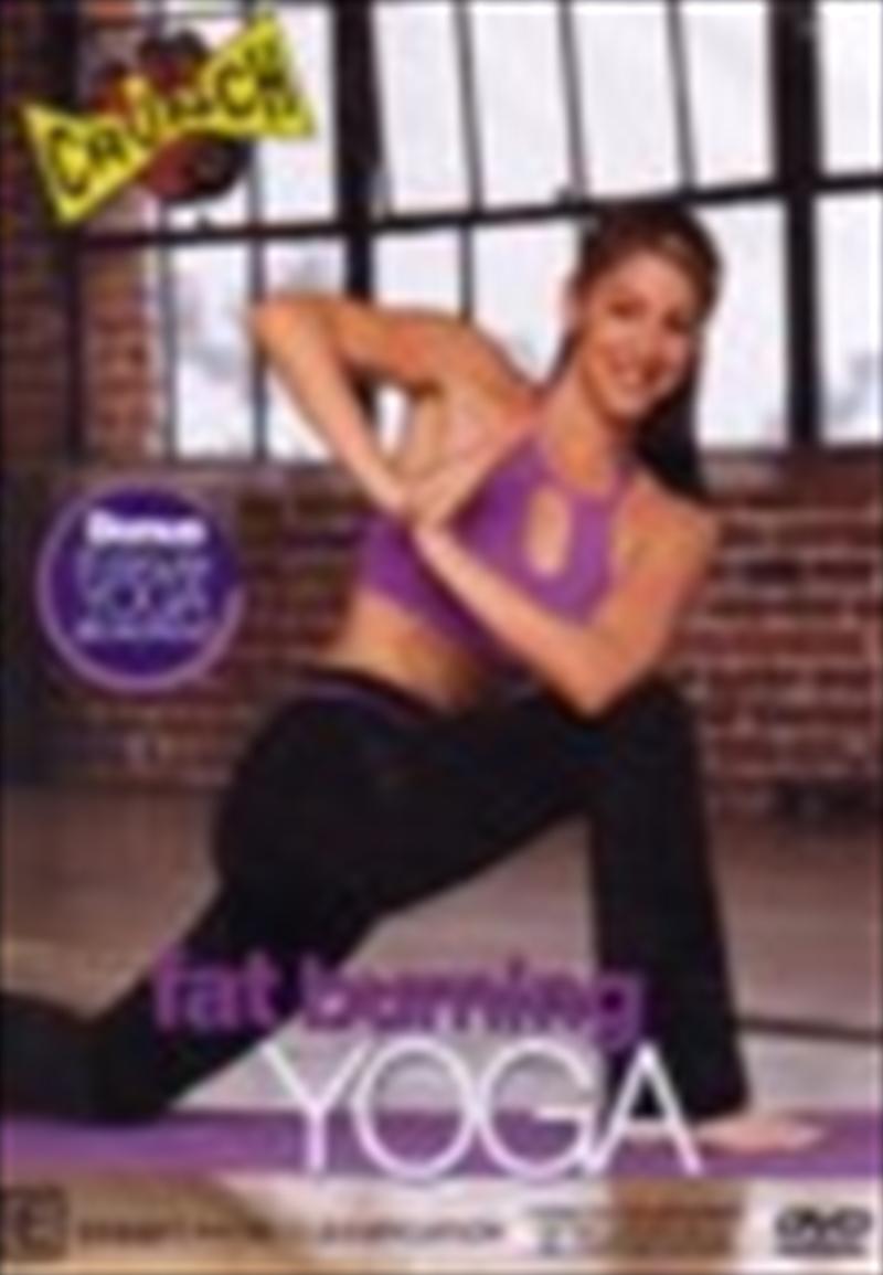 Crunch Fat Burning Yoga | DVD