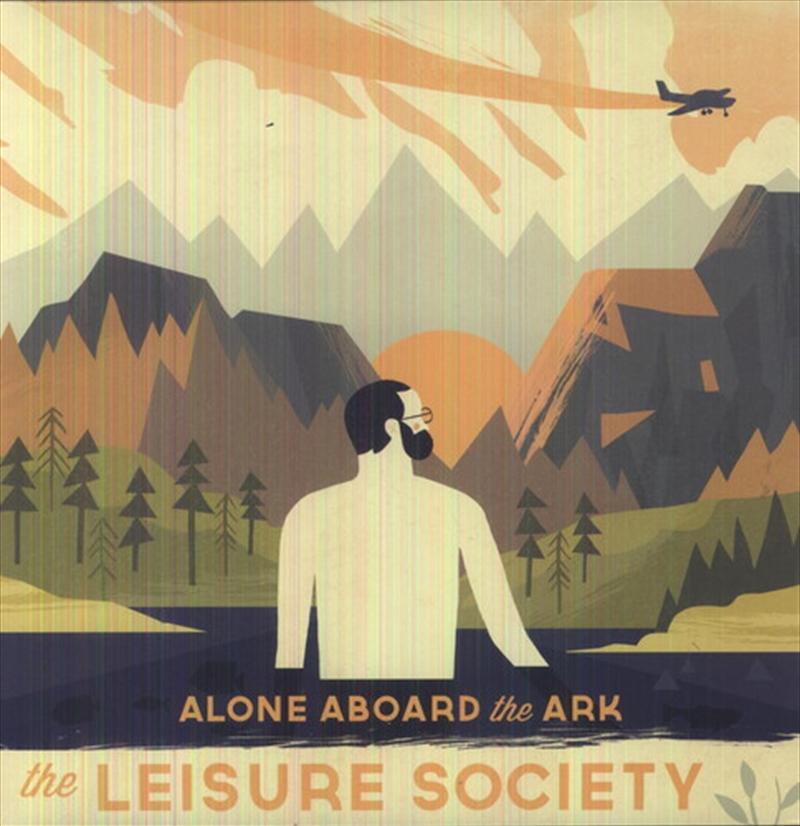 Alone Aboard The Ark   Vinyl