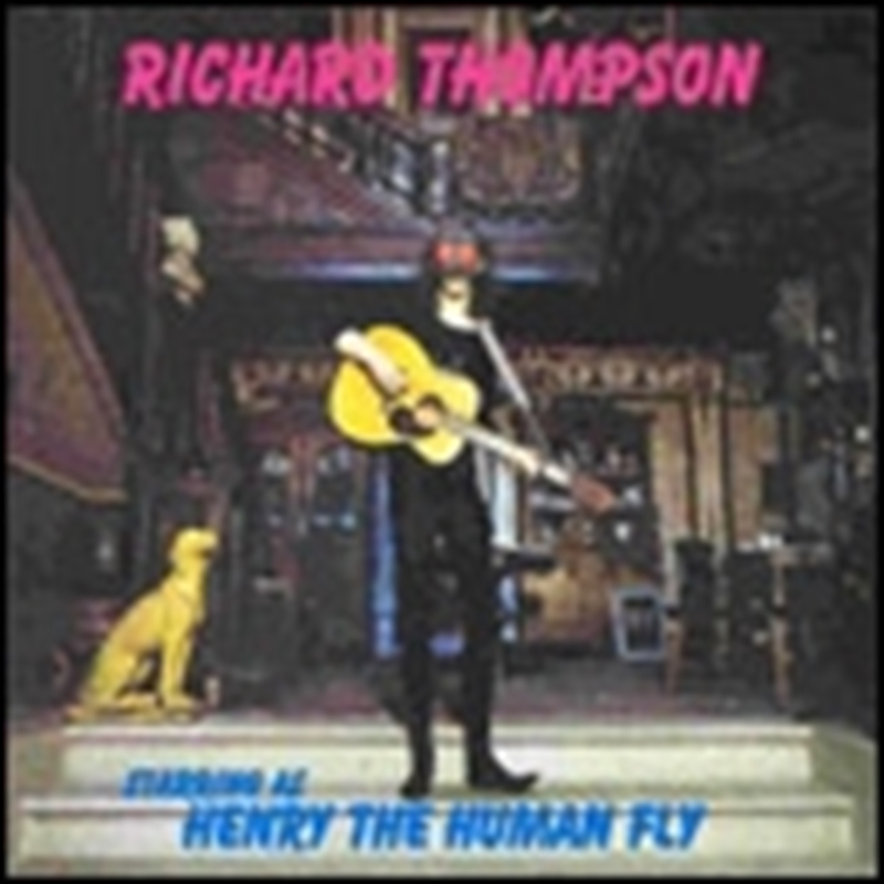 Henry The Human Fly | CD