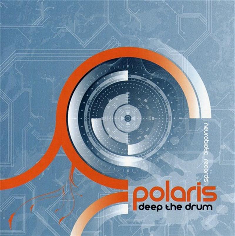 Deep The Drum | CD