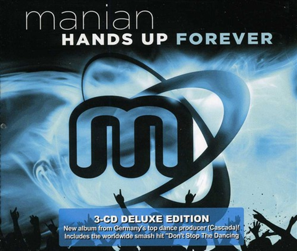 Hands Up Forever: Deluxe Asian Version | CD