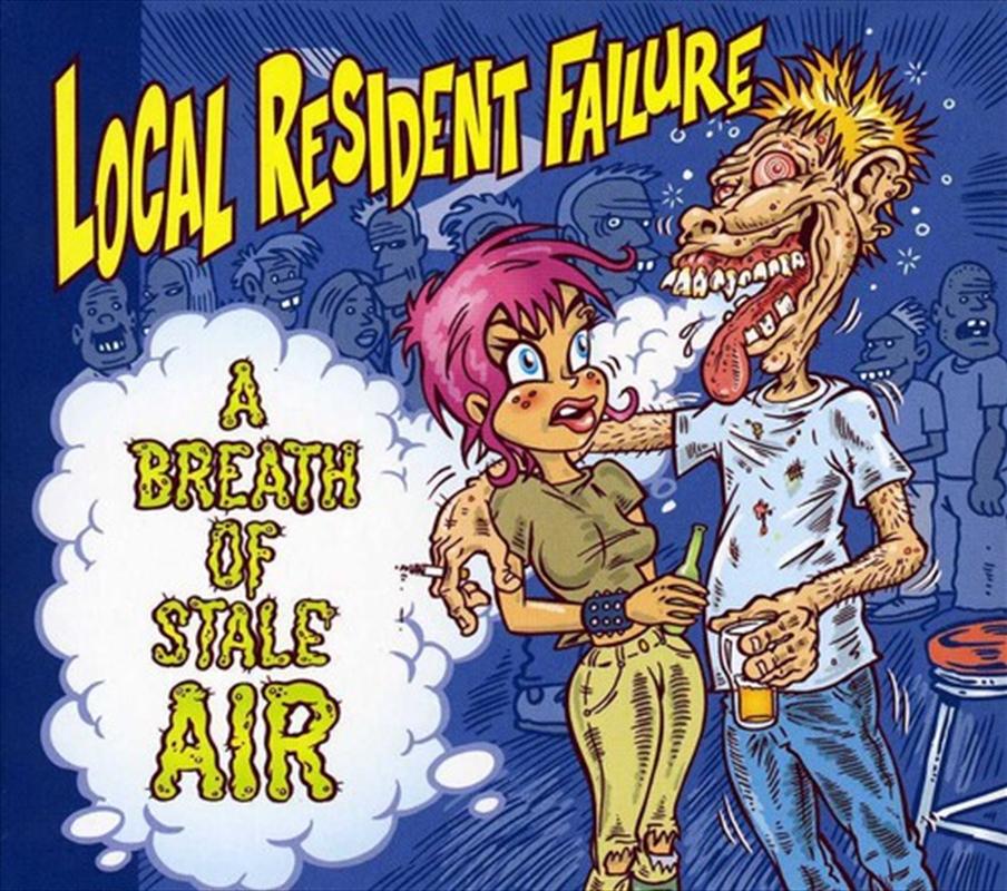 Breath Of Stale Air | CD