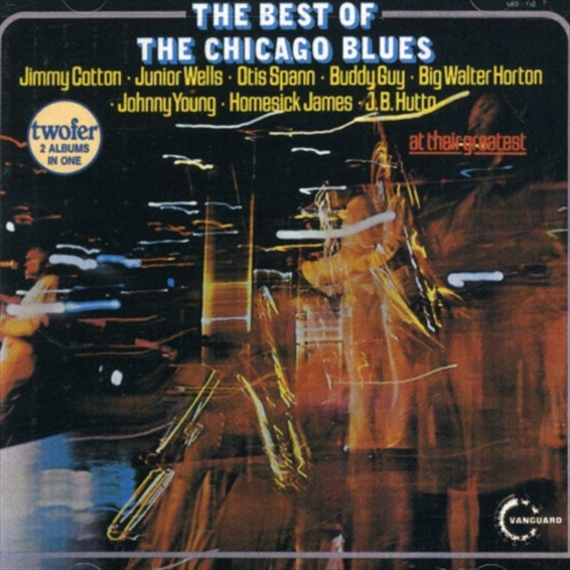 Best Of Chicago Blues | CD
