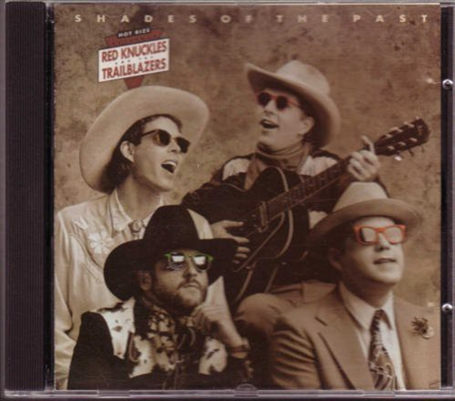 Shades Of The Past | CD