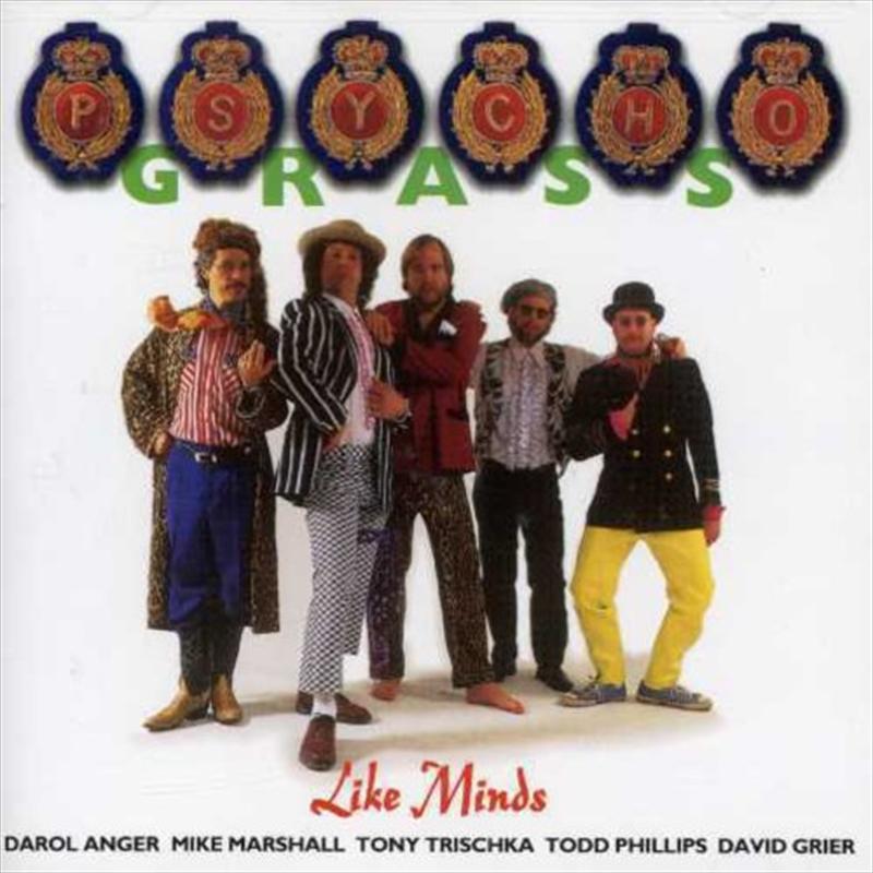 Like Minds | CD