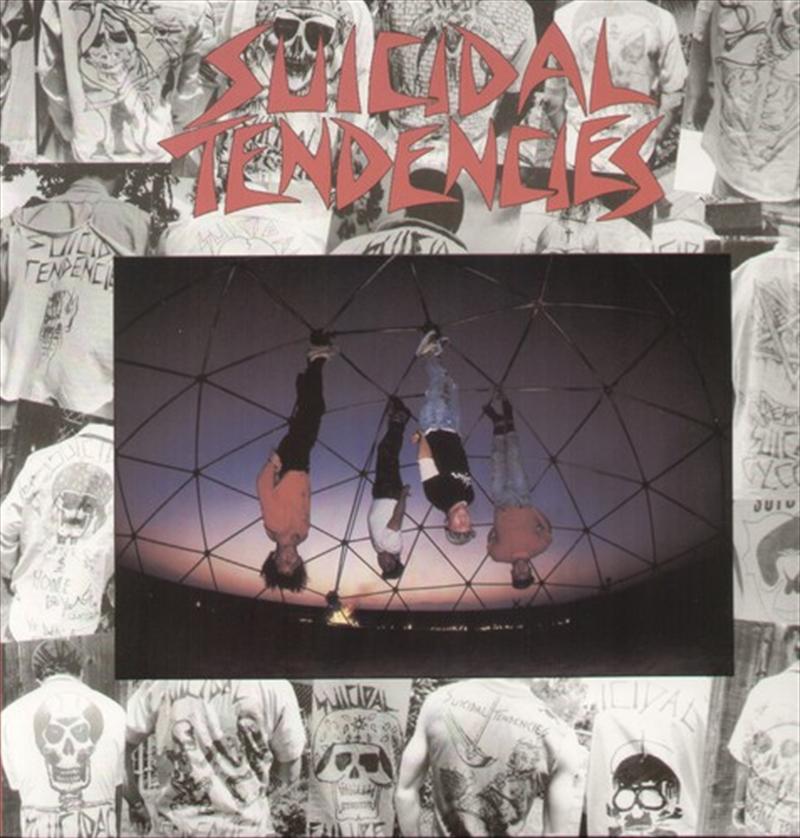 Suicidal Tendencies   Vinyl