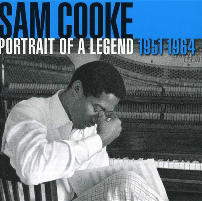 Portrait Of A Legend 1951-64   CD
