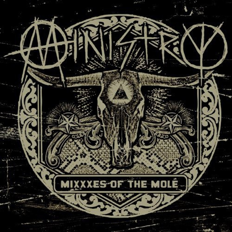 Mixxes Of The Mole | CD