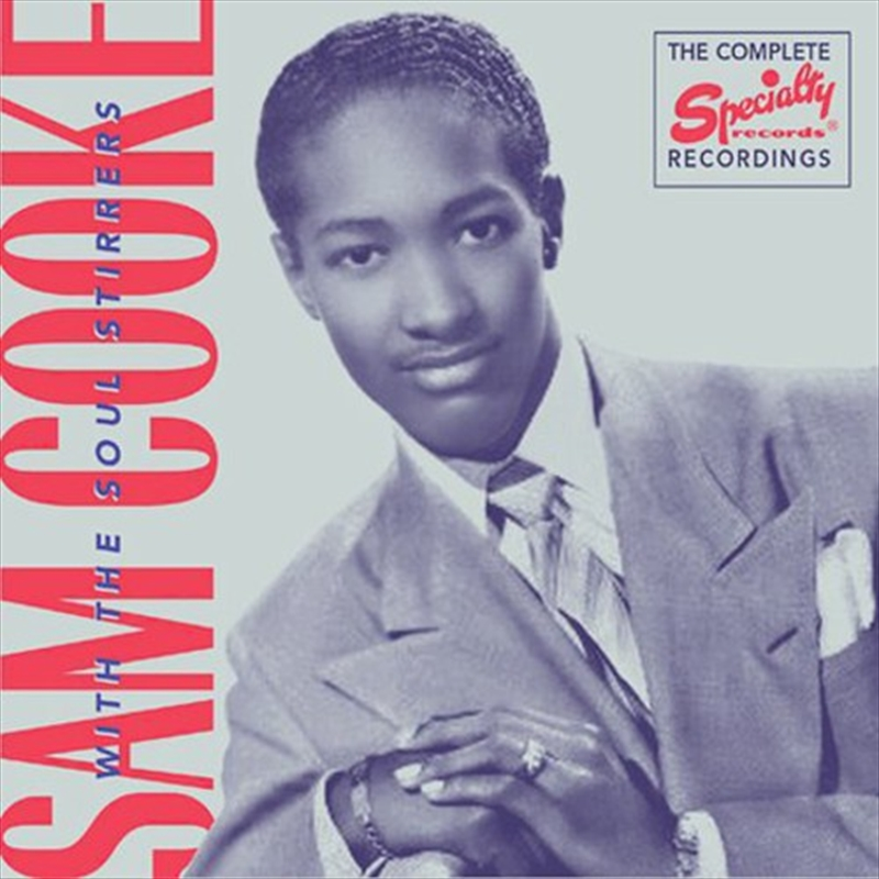 Cooke, Sam: Complete Specialty   CD