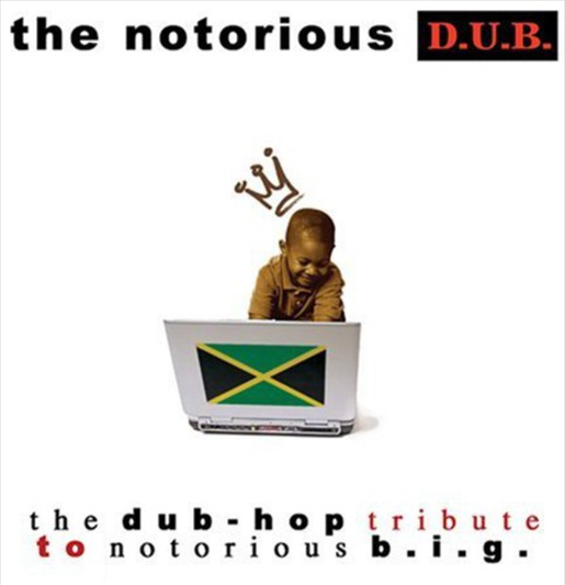 Dub Hop Tribute To Notorious BIG | CD