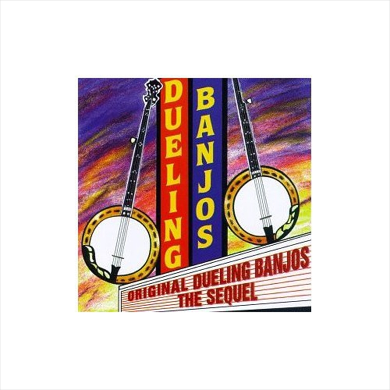 Dueling Banjos: The Sequel | CD
