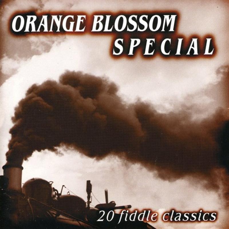 Orange Blossom Special | CD