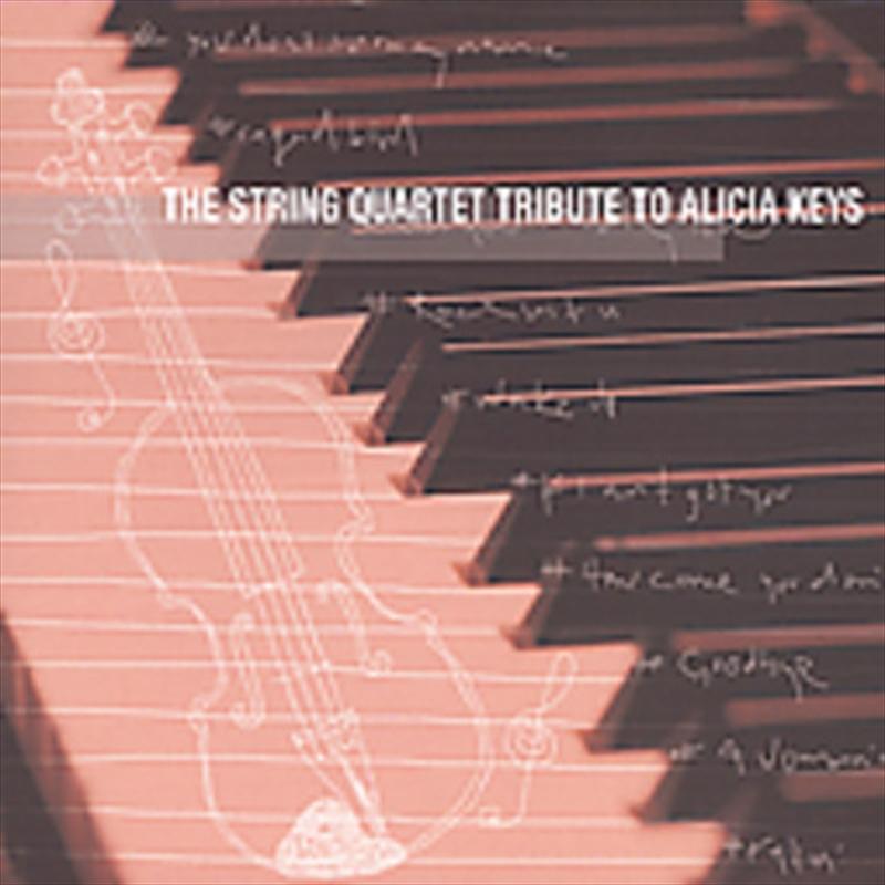 Tribute To Alicia Keys | CD