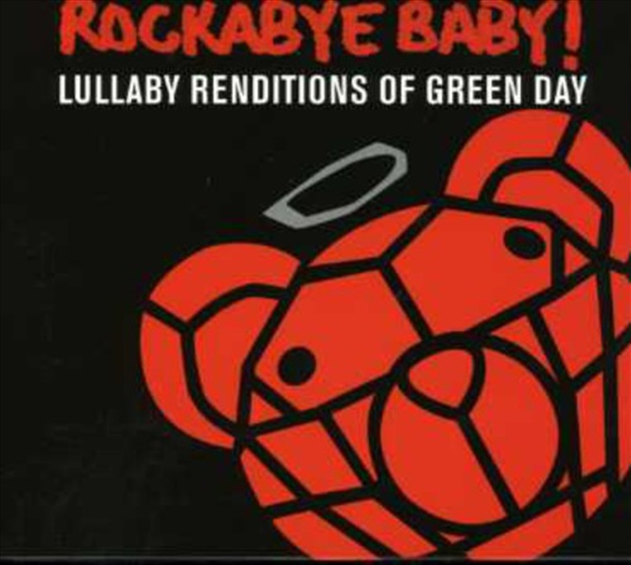 Green Day Lullaby Renditions   CD