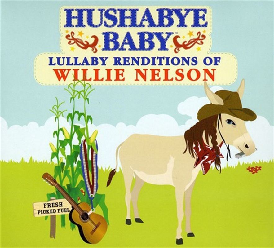 Lullaby Renditions Of Willie Nelson | CD