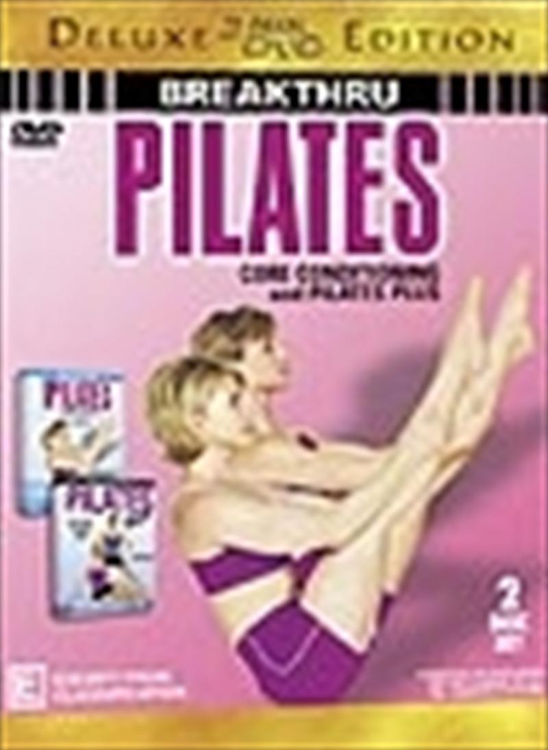 Breakthru Pilates Pack   DVD