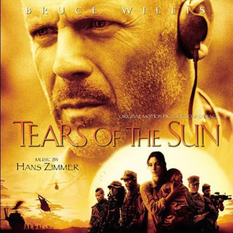 Tears Of The Sun: Score | CD