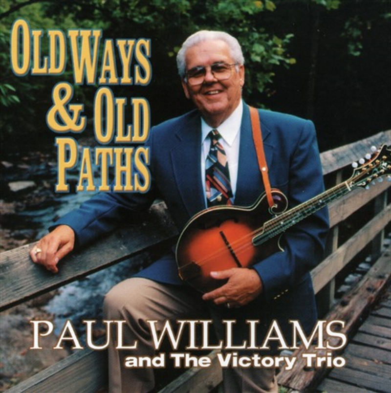 Old Ways And Old Paths | CD