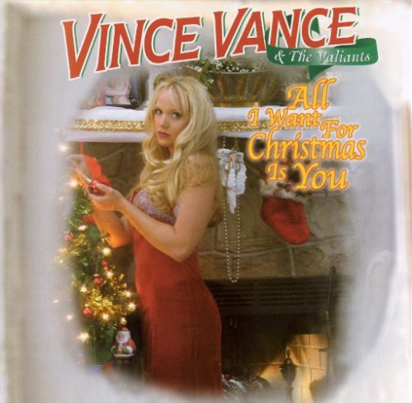All I Want For Christmas Is You | CD