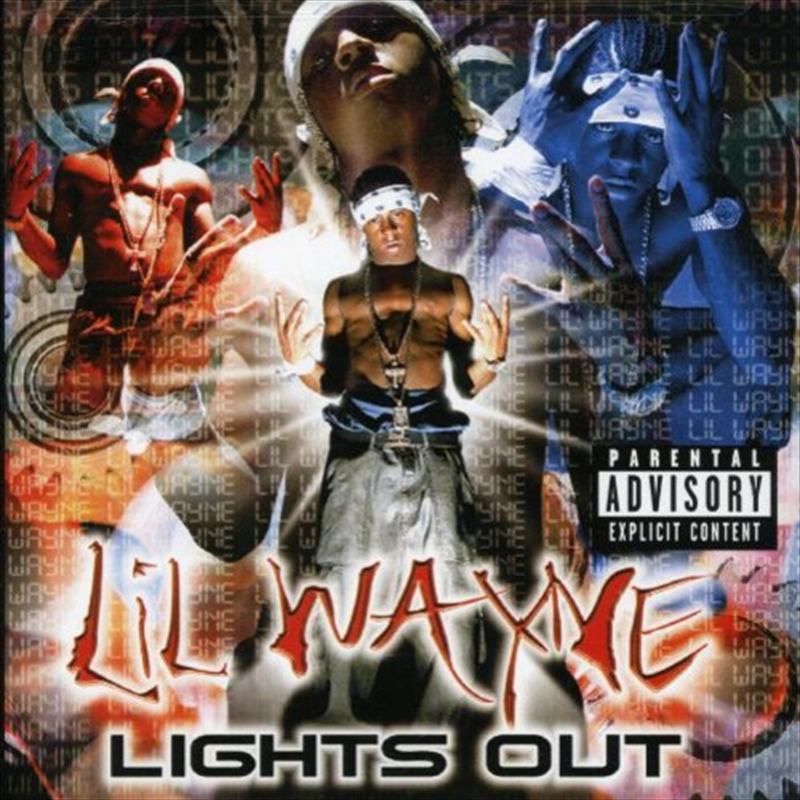 Lights Out | CD