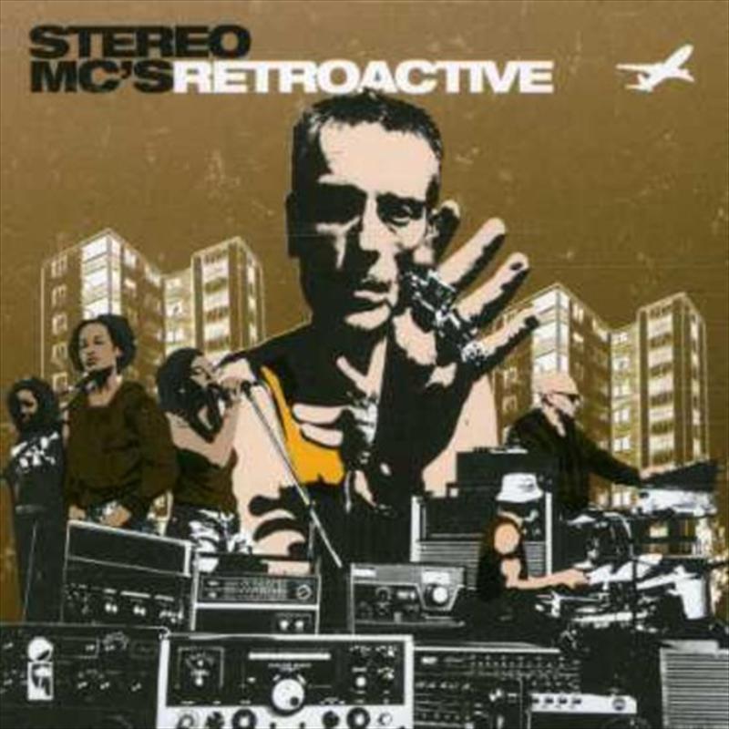 Retroactive | CD