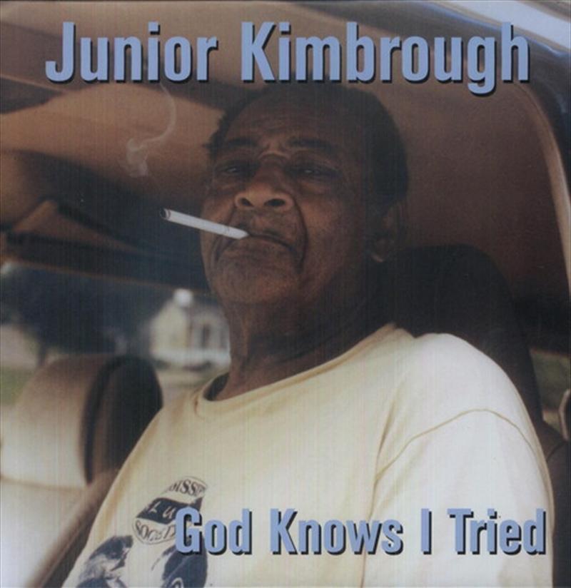 God Knows I Tried | Vinyl
