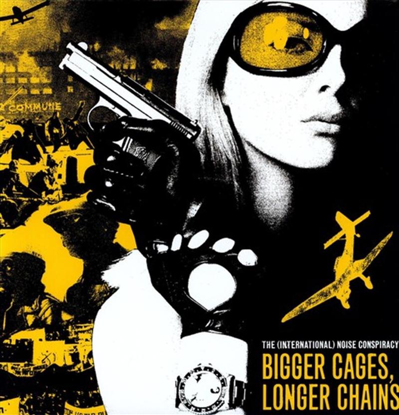 Bigger Cages Longer Chains | Vinyl