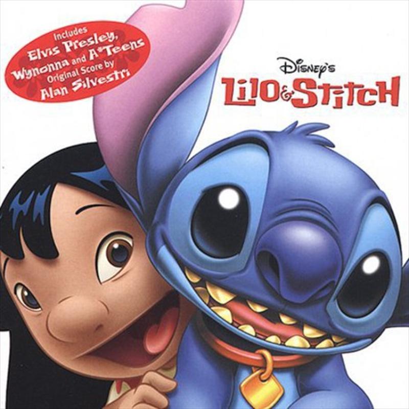 Lilo And Stitch | CD